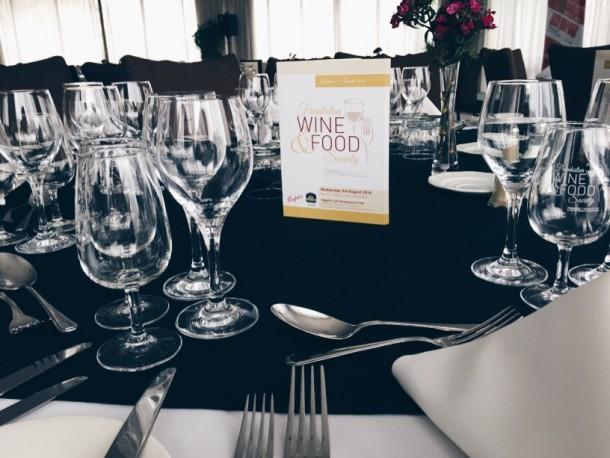 Frankston Wine and Food Society 2017